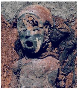Atacama mummy